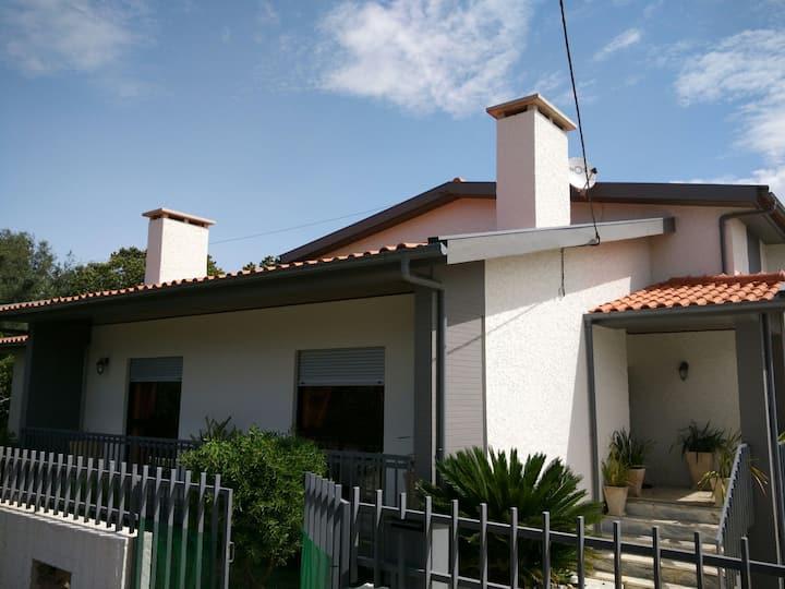 Rural house barral