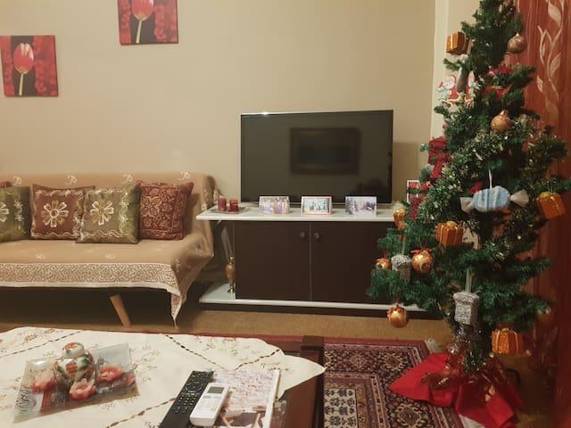 Merita's apartment