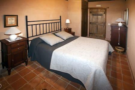 Habitación matrimonio: La Encina - Murias de Rechivaldo - Casa
