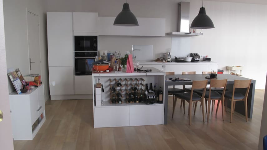 Cuisine / kitchen at your disposal