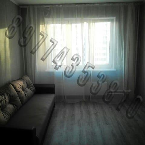 однокомнатная квартира в Бутово Парк 2б - Butovo - Apartamento com serviços incluídos