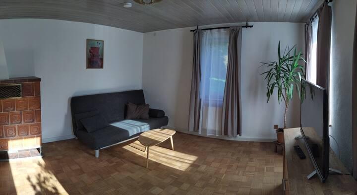 Ferienwohnung in Bretzfeld / Weißlensburg