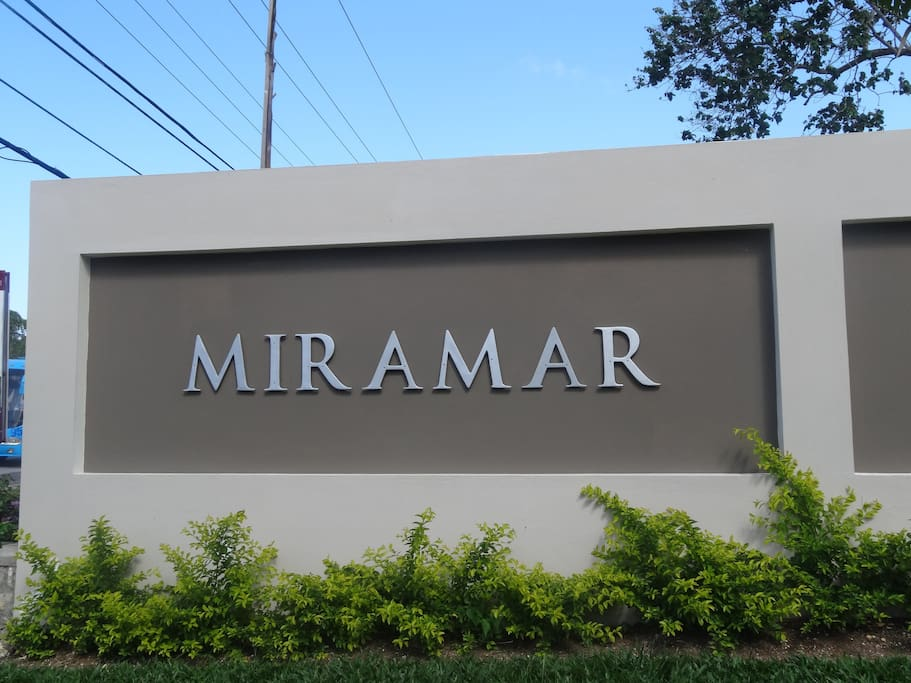 Caribbean Soul within Miramar Gated Complex