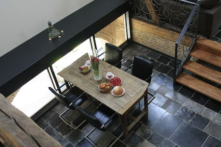 New! Luxurious Loft in Nature area. - 's-Gravenvoeren - Loft-asunto
