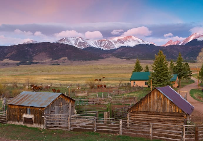 Home on the Range - Westcliffe - Huis