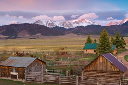 Home on the Range - Westcliffe