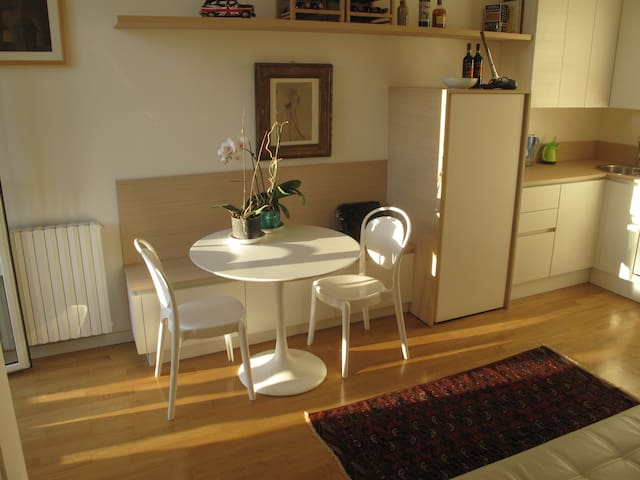 Very nice flat, Corso Sempione, Milano City Center