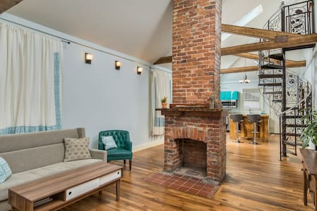 The Blue Bungalow's Sibling - Chattanooga - (ukendt)