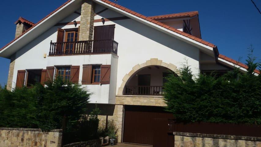 Habitaciones individuales Argoños entorno rural - Cerecedas - House