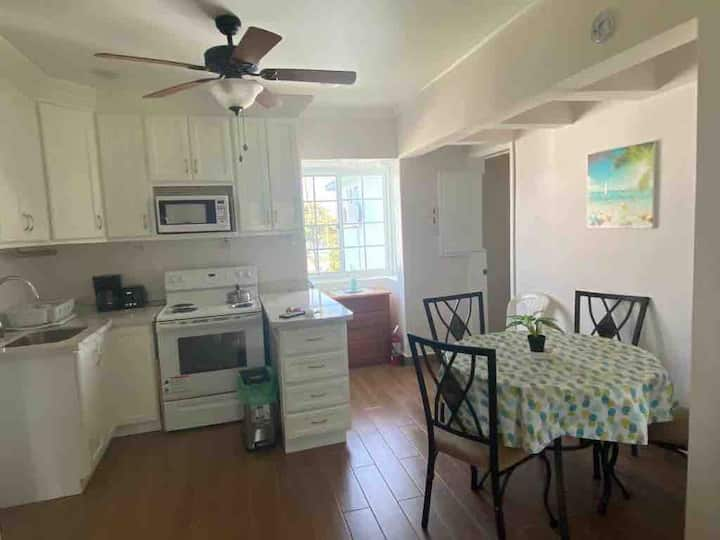 New remodel 1bedroom 2bath on beachfront property