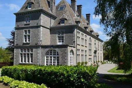 Logement 6 personnes, aile château - Dorinne - 城堡