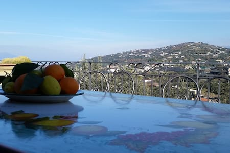 VILLA RELAX, relaxing location with sea view - Termini