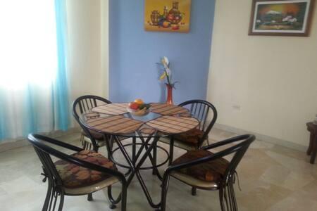 Departamento Amoblado en Ibarra - Ibarra - Apartment