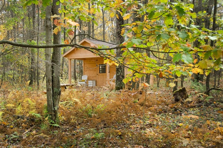 Glamping - Cozy Hut - Uzes