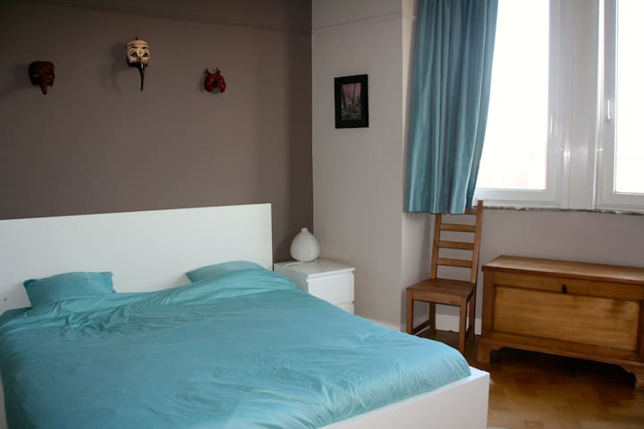 Lovely apartment in Brussels - Anderlecht - Apartment