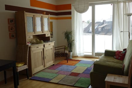 sunny apartment with big balcony - Krems an der Donau - Квартира