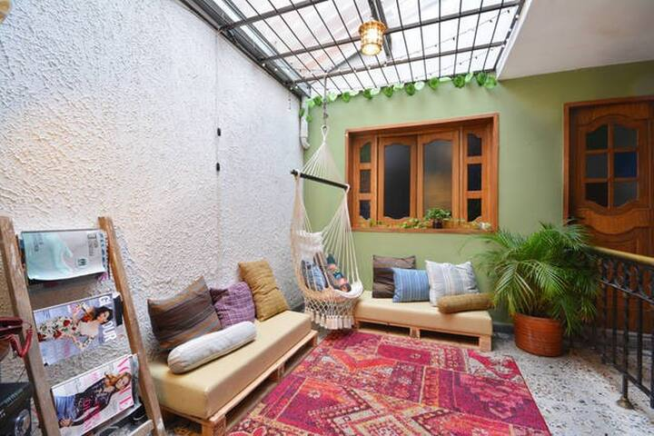 Bohemian House/Perfect Location 1 - Medellín - House
