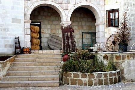 GEÇMİŞE YAPILAN YOLCULUK - Mustafapaşa - Inap sarapan