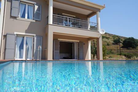Katelios Kefalonia house for6p pool - Kefallonia