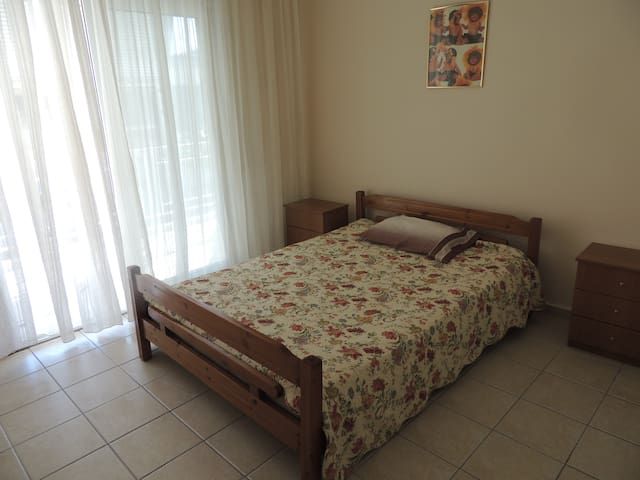 Family Apartment 4 guest Asprovalta - Ασπροβάλτα  - Leilighet