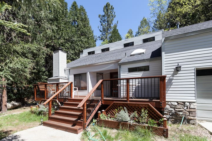 Vacation home at Scott's Flat Lake - Nevada City