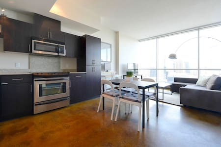 2BD Sub-Penthouse, #1 View in Downtown! - Calgary