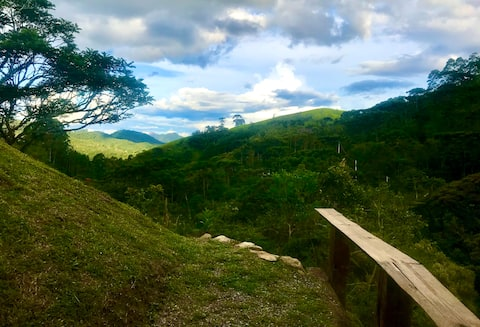 Trilhas de montanha visconde de Mauá