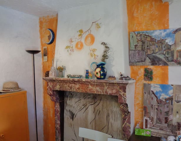 Studio-room near Rome - Orvinio