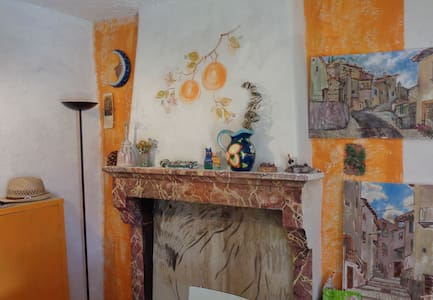 Studio-room near Rome - Annat