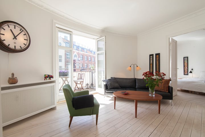 Copenhagen City 4 rooms 110 m2