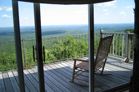 Gorgeous, cozy mountain top cottage - Goffstown - Talo