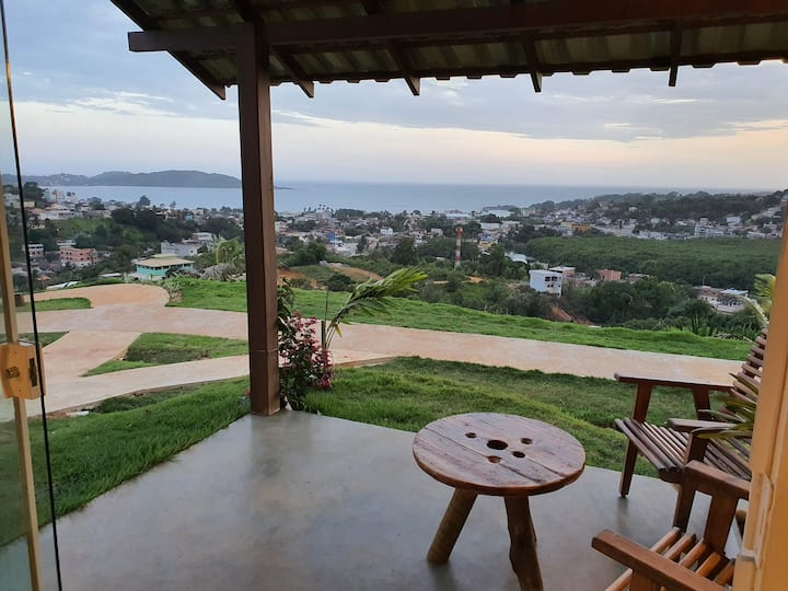 Pousada Terraço - a mais bela vista de Guarapari