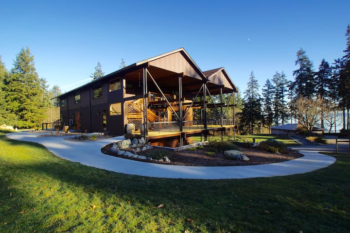Comforts of Whidbey Winery and B&B - 蘭里市(Langley) - 家庭式旅館