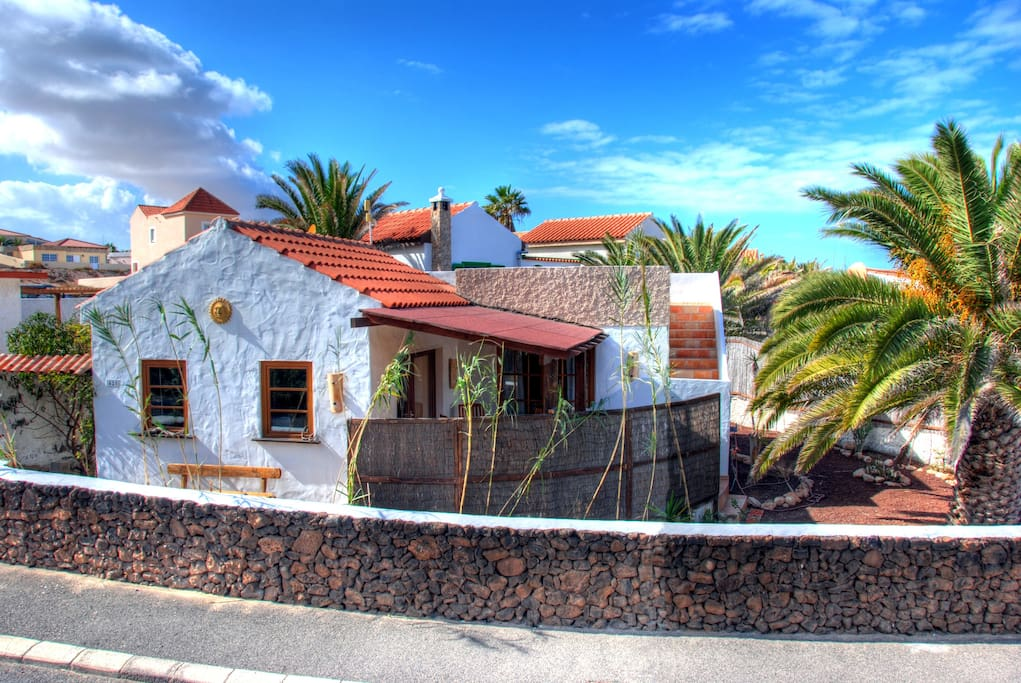 Casa del sol houses for rent in la pared canarias spain - La casa del sol ...