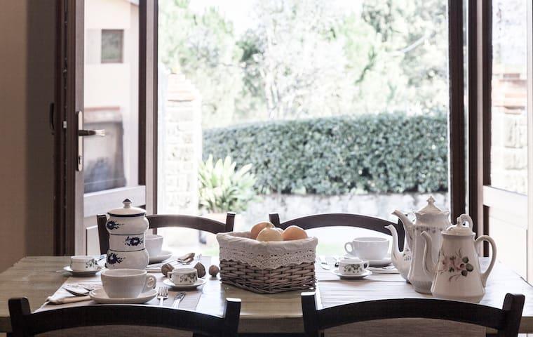 """Casa Vacanze """"La Villa Del Cedro"""" - Civitella in Val di Chiana - House"""