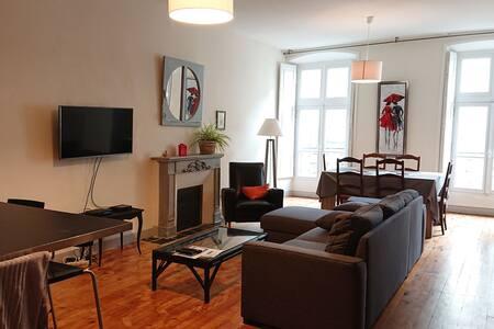Appartement de caractère - Ile Feydeau