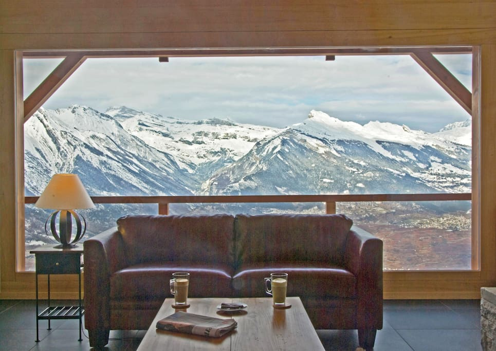 sitting pretty at the peak of luxury lodging