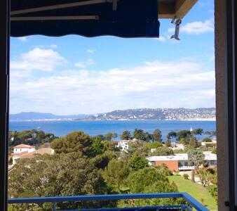 Cap D'Antibes Cote D'Azur sea view! - Antibes