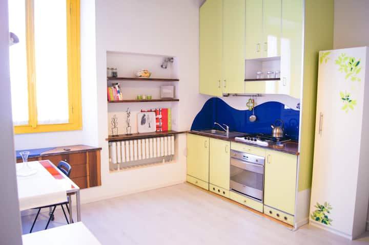 Cozy Apartment Navigli/Naba/IULM/Bocconi
