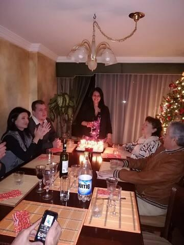 Mi   Hogar y mi Familia con mucho Amor