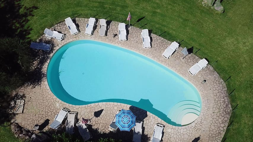 With swimming pool 5 km from Siena