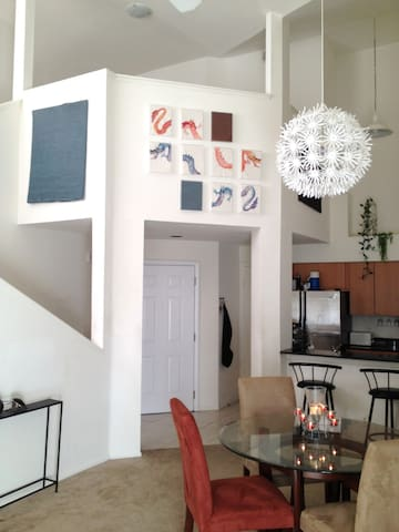 Loft Condo-Your Home Away From Home - Delray Beach - Daire