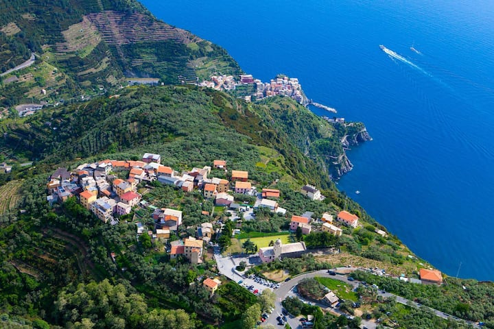 La Giara - Your apartment in Cinque Terre Nat Park