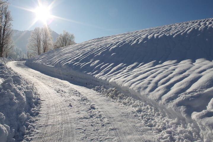 1) Austrian Alps - Ski for a season (1-2pers)