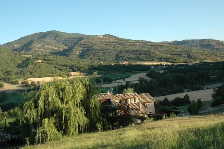 Gîte en pleine nature provençale