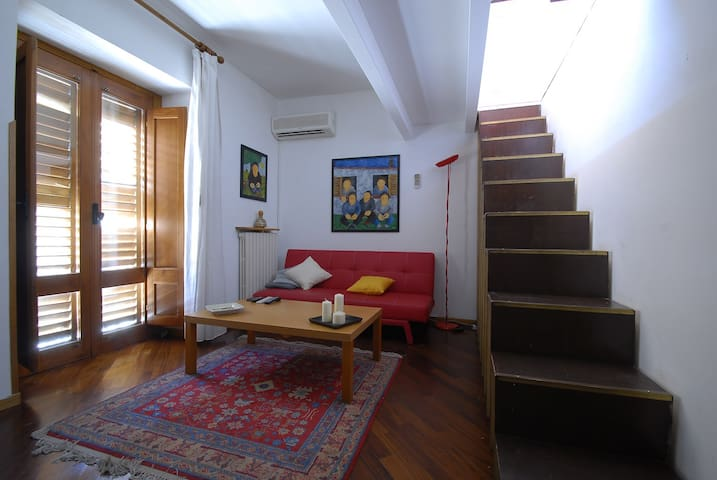 Sicilian journey at Sinatra Manor - Palermo - Apartmen