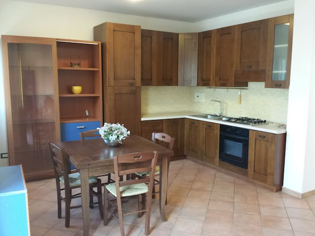 Lovely apartment between Sea & City - Balestrate - Apartment