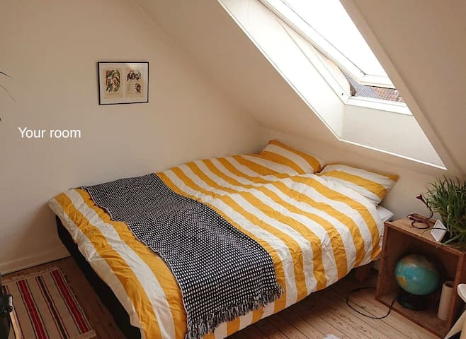 Cosy room in the heart of Odense