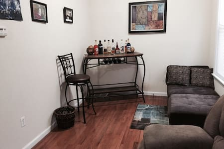 Cozy 4bd House Near Transit to NYC - Casa