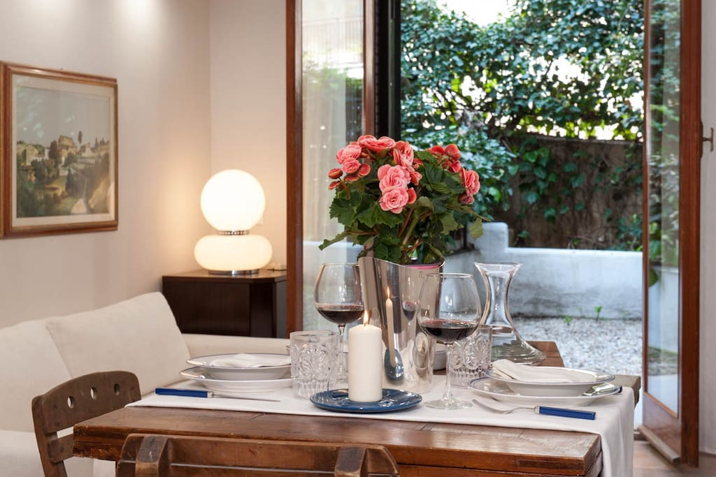 La tavola da pranzo -  Dinner time